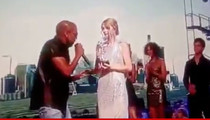 Ultra D-Bag Kanye Hijacks Taylor Swift