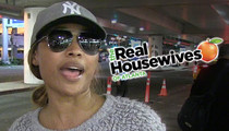 'Real Housewives' Cynthia Bailey -- Possible Demotion for Kicking Porsha Williams