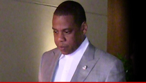 Jay Z -- I'm Always Big Pimpin' ... Just Don't Tell The Jury