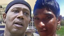 Master P's Wife -- He's Tossing Me Out in the Street