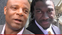 Warren Moon -- RG3 Needs To Shut Up ... Stop Blaming Ev