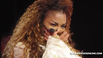 Janet Jackson -- Tears and Tribute to Michael Jackson for Tour Opener (VIDEO)