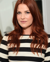 "Ali Larter Dyes Her Hair Red For Final ""Resident Evil"" Movie -- Like The Look?!"