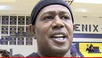 Master P to Wife -- You Can Stay in the House ... But No More Ragers with Your BF