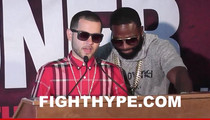 Adrien Broner -- Most Epic One (N) Word News Conference Ever