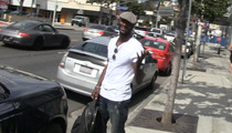 'Straight Outta Compton' Star Aldis Hodge -- Wins Most Fiscally Responsible Actor Award (VIDEO)