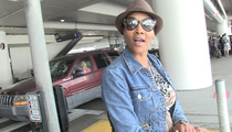 Vivica A. Fox -- Forget Trump ... Women Should Rule the World