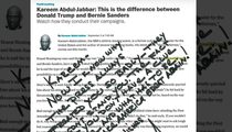 Donald Trump -- Everyone Hates Kareem Abdul-Jabbar