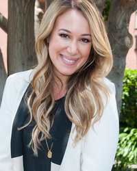 Haylie Duff Finally Shows Us Baby Ryan's Face -- She's Adorable!