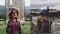 Hipster Barbie Wins Instagram -- See