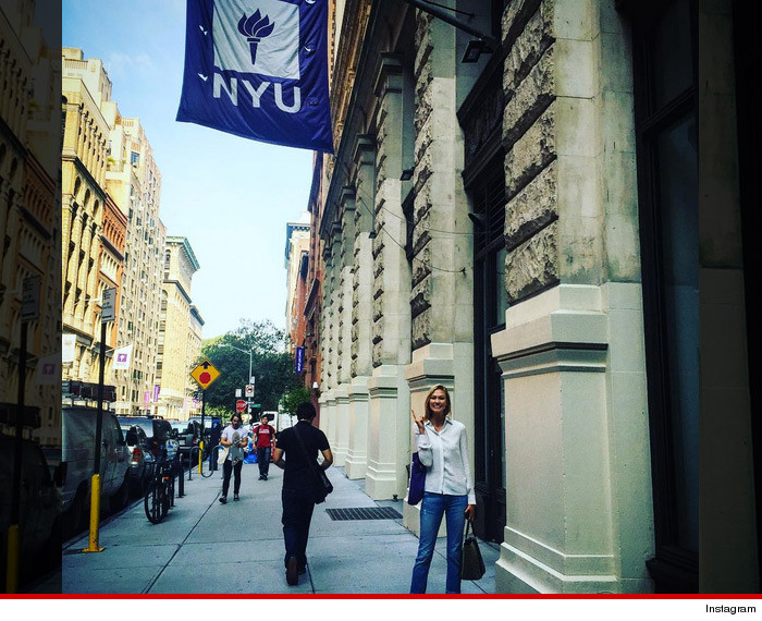 0903_karlie-koss-and-the-NYU-banner_INSTAGRAM