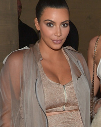 Kim Kardashian Hits 45 Million Instagram Followers, Thanks Fans with Major Cleavage Pics!