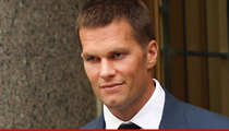 Tom Brady -- I'M BACK, BITCHES ... Judge 86's Suspension
