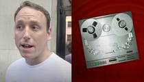 Joey Chestnut -- Yep, I Really Crapped the Bed Wit
