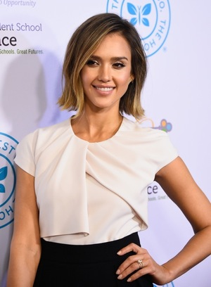 Jessica Alba -- Through the Years