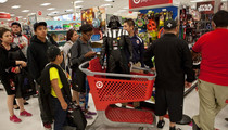#ForceFriday Drives Shoppers Wild -- See The 'Star Wars' Fans Sp