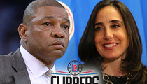 L.A. Clippers -- Power Struggle Between Execs ... Players Fed Up