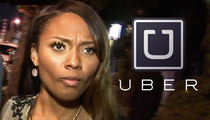 'Love and Hip Hop' Star -- Charged in Uber Driver Beat down