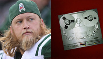 NFL's Nick Mangold -- The 911 Call ... That Took Down Burglary Spree