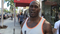 NFL's Thomas Jones -- I Hope Game Gets Revenge ... On 'Coward' Who Trashed His Whips