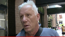 James Woods -- Twitter Foe Says Actor Played Coke Card First