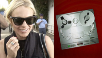 Lindsay Lohan -- I'm On Duran Duran's New Album ... But I'm All Talk
