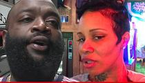 Rick Ross -- I Didn't Steal Car from Baby Mama ... IT'S MY CAR!!!