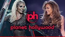 Britney Spears -- J Lo Gets Her Crumbs in New Vegas Deal