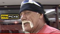 Hulk Hogan Lands Big New Endorsement Deal ... What N-Word Scandal?