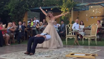 'Drunk History' Couple -- Wedding Dance Will Blow Your Mind (VIDEO)