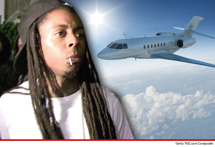 0914-lil-wayne-private-jet-TMZ-Composite-01