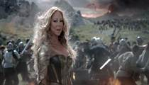 Mariah Carey -- Flash in the Pan for Game of War Commercial (VIDEO)