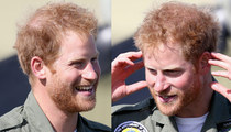 Prince Harry -- Ginger Bearded On His Birthday (PHOTOS)