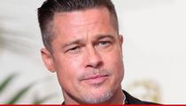 Brad Pitt -- Third Reich Bike