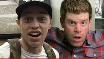 SNL's Pete Davidson -- Takes On 'League' Star Steve Rannazzisi for 9/11 Lie