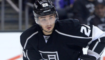 Kings Slava Voynov -- I'm Kicking Myself Out Of America ... Before America Does