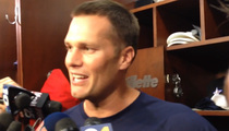 Tom Brady -- Endorses Donald Trump ... I Hope He's Our President