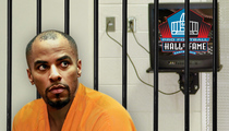 Darren Sharper -- Prison Inmate-to-Be Up for NFL Hall of Fame