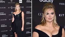 Kate Upton -- My Boobs Are An Optical Illusion (PHOTO)