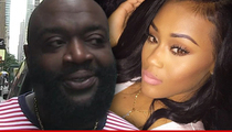 Rick Ross -- 11ct Engagement Ring for Galore!!! (PHOTOS)