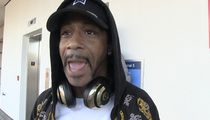 Katt Williams -- Nick Diaz Suspension Is A Joke ... It's Just Weed, Man