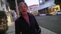 Mickey Rourke -- Donald Trump's a 'Bitch Bully' ... 'I Like the Black Dude' (VIDEO)