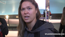 Ronda Rousey -- Hey, Floyd Mayweather Jr. ... Who's a Bigger Draw Now? (VIDEO)