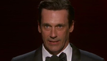 Jon Hamm FINALLY Gets an Emmy -- See Speech & Full Winners' List!
