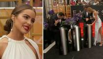 Olivia Culpo -- Too Hot For Emmys Red Carpet … Nearly Faints