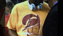 Jameis Winston's Dad -- My Son's the Face of the Bucs ... Here's Proof