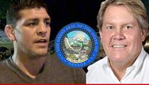 UFC's Nick Diaz -- State Senator Calls BS On Weed Suspension