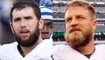 Andrew Luck's Beard vs. Ryan Fitzpatrick's Beard -- Who'd You Rather?!