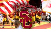 USC Football -- Post-Game Altercation ... After Loss to Stanford