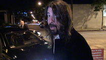 Dave Grohl -- Claims Emmys Pulled Plug on Foo Fighters (VIDEO)